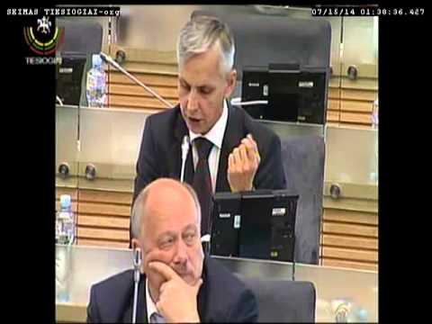 (Alkas.lt, lrs.lt) Žalgirio mūšio dieną Seimas svarsto LLRA primestus įstatymo projektus