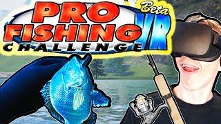 Pro Fishing Challenge VR [I Caught A Fish]