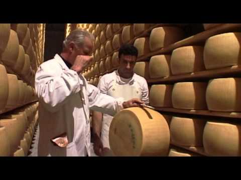 The Making of Parmigiano Reggiano Cheese - Part 5