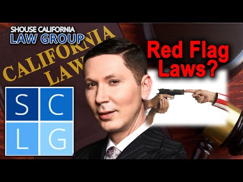 """California """"Red Flag"""" Laws – Can the government take my guns away for no reason?"""