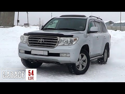ВСЯ ПРАВДА о ДИЗЕЛЬНОМ TLC 200 (Toyota Land Cruiser 200)