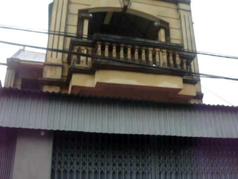 Cho thuê nhà mặt phố Ngọc Trì, Thạch Bàn, Long Biên, DT 50m2, nhà 2 tầng.MPG