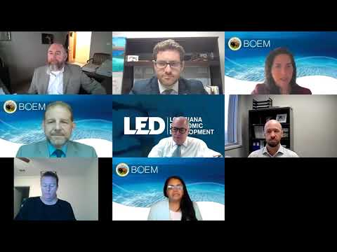 Wind Week Day 1 - Offshore Wind leasing and Administration Priorities