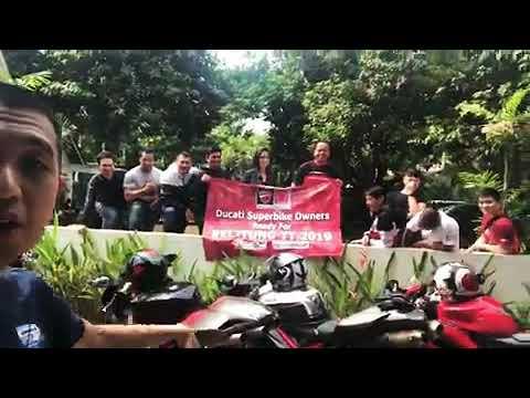 Ducati Superbike Owners Ft. Mbah Sattar Ready For Belitung TT 2019🏁