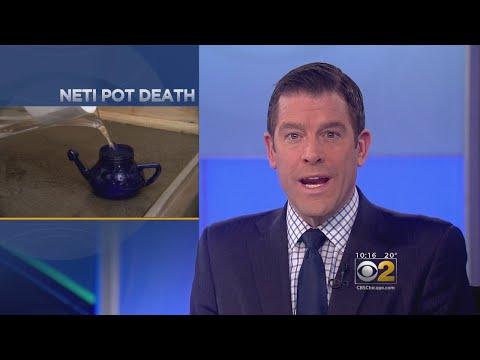 Lance Houston - Woman Dies After Using Neti Pot