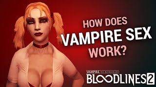 Download Video HOW DOES VAMPIRE SEX WORK? Bloodlines 101 MP3 3GP MP4