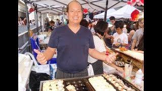 THAI STREET FOOD, BANGKOK STREET FOOD, SIAM SQUARE BANGKOK, ASIAN FOOD