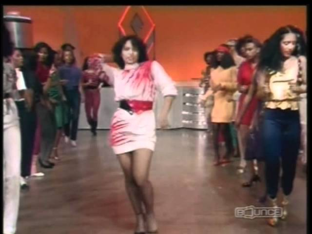 Soul Train Line Make That Move Shalamar