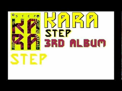 [ALBUM] KARA - STEP FULL ALBUM + DL