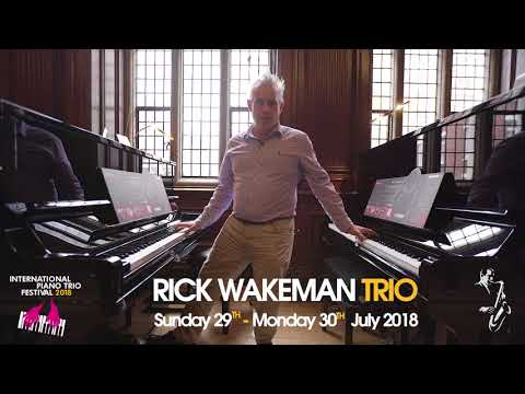 Rick Wakeman plays Ronnie Scott's International Piano Trio Festival 2018 🎹 Mp3
