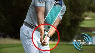 THE KEY TO A CONSISTENT GOLF SWING