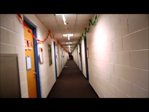 A Tour of Welsh Family Hall