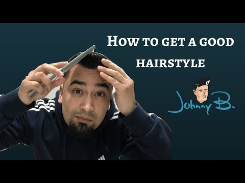 Hair Product Review 2018 - Johnny B  hair gel| How to get a good hairstyle
