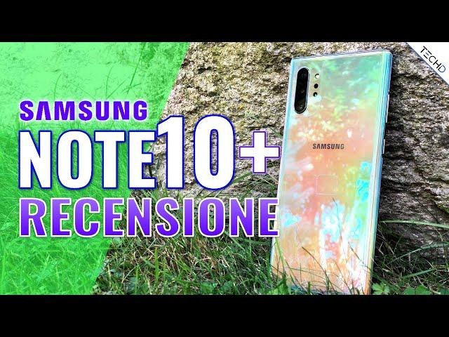 SAMSUNG Galaxy NOTE 10 PLUS - RECENSIONE [ITA]