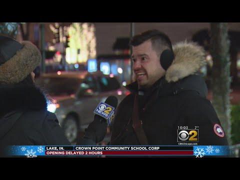 Rash Of Canada Goose Coat Robberies In Chicago