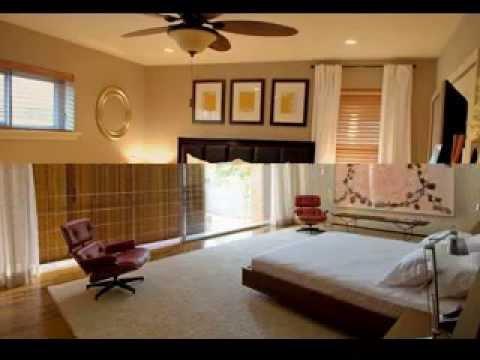 DIY basement bedroom design decorating ideas - YouTube