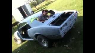 1968 Camaro Countdown to SEMA 2011 V8TV Video 64 Days To Go!