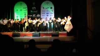 Tuna Universidad Alas  Peruanas XXIV Encuentro Internacional de Tunas AQP 2014