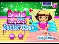 Dora The Explorer Online Games Dora Doctor Room Game
