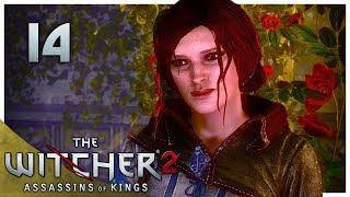 Let's Play The Witcher 2 Blind Part 14 - Rose of Remembrance [Assassins of Kings Enhanced Gameplay]