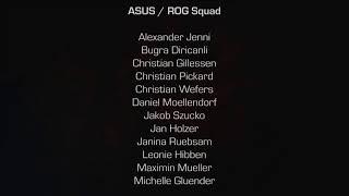 ASUS ROG (Republic of Gamers) Deutschland Live Stream