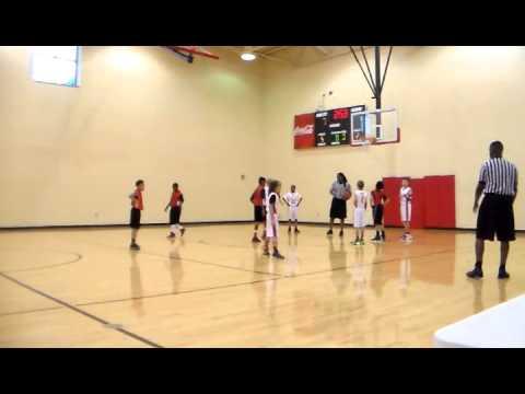 CC2RB vs Hendersonville Bearcats-Foothills Shootout 5th Grade - Basketball of the Carolinas 5-3-2014