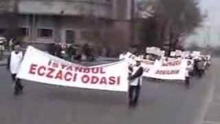 BEYAZ MİTİNG - İSTANBUL ECZACI ODASI