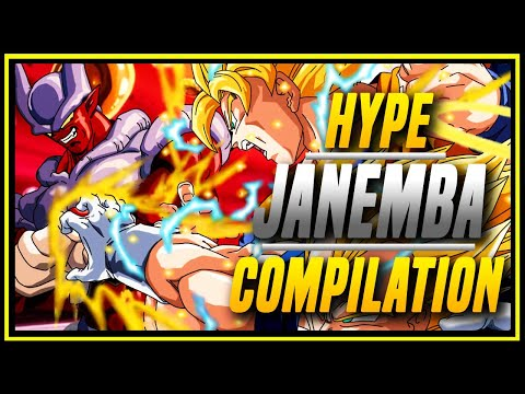 DBFZ ➤ The Ultimate Janemba Compilation  [ Dragon Ball FighterZ ]