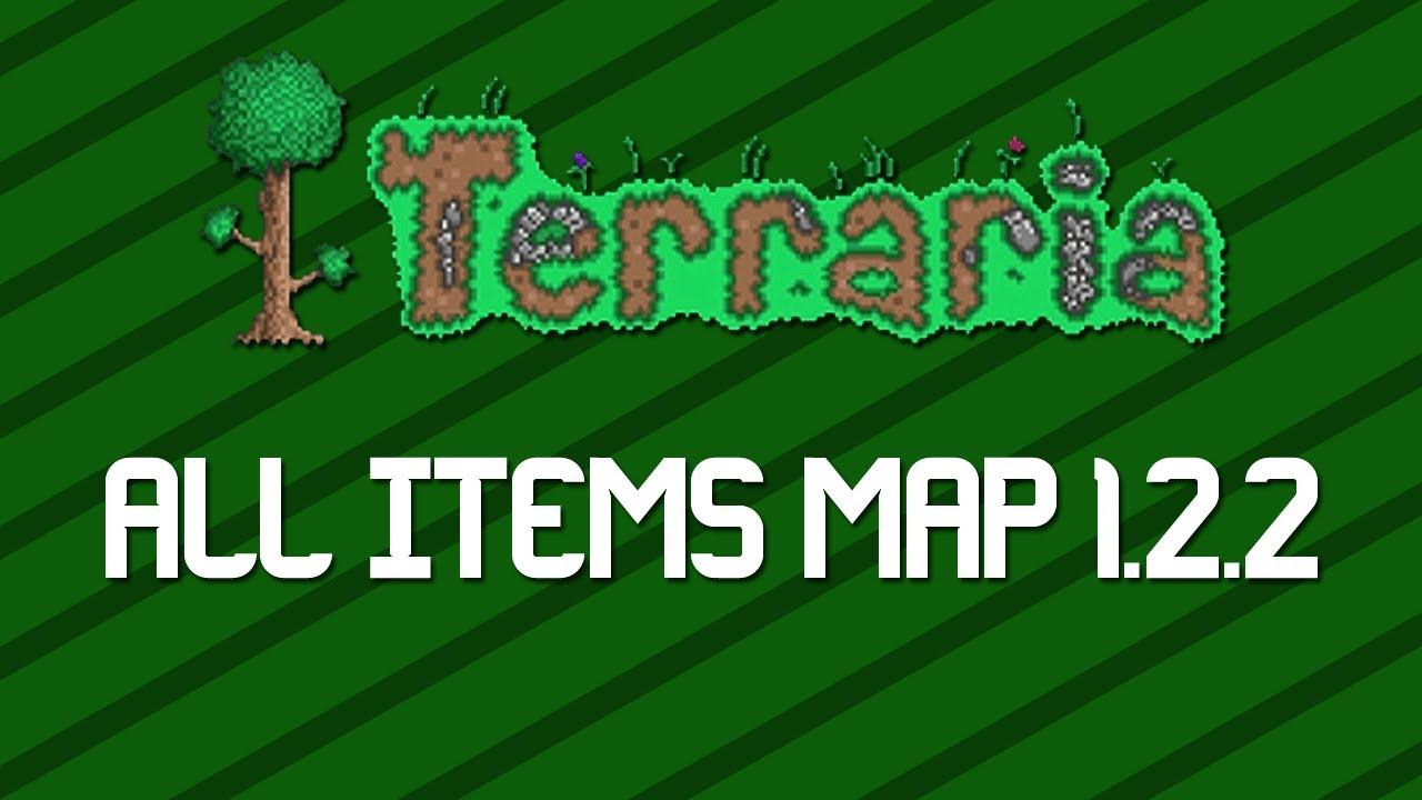 Terraria kindle all items map elhouz click for details terraria review