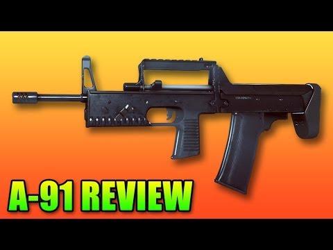 Battlefield 4 - A-91 Review: Hip Fire Beast Or Obsolete?