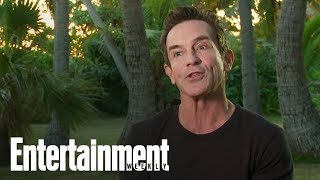 Jeff Probst On What To Expect On Survivor: Edge Of Extinction | Entertainment Weekly