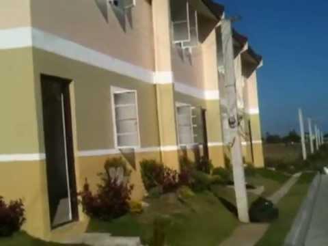 Berkeley Heights Subdivision, Sta. Rosa, Laguna - Model House
