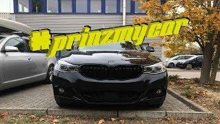 #Prinzmycar Folienprinz Bewerbung - BMW 325d GT F34