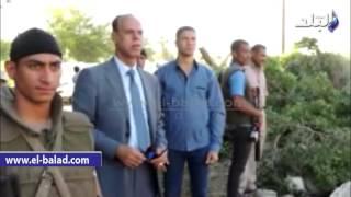 بالفيديو والصور.. ضبط 4 بنادق وإزالة 15 حالة تعد في حملة بقرية الكتكاتة بسوهاج