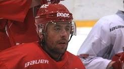 Ex-NHL-Star Sturm: Mit den Haien zum ersten Titel