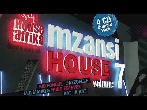 House Afrika Presents Mzansi House Vol.  7 (Preview)