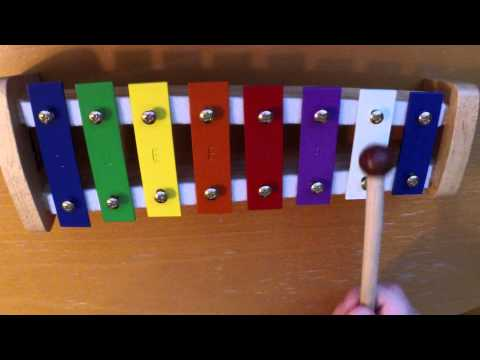 Star Wars Imperial March, Part 1 (Xylophone)