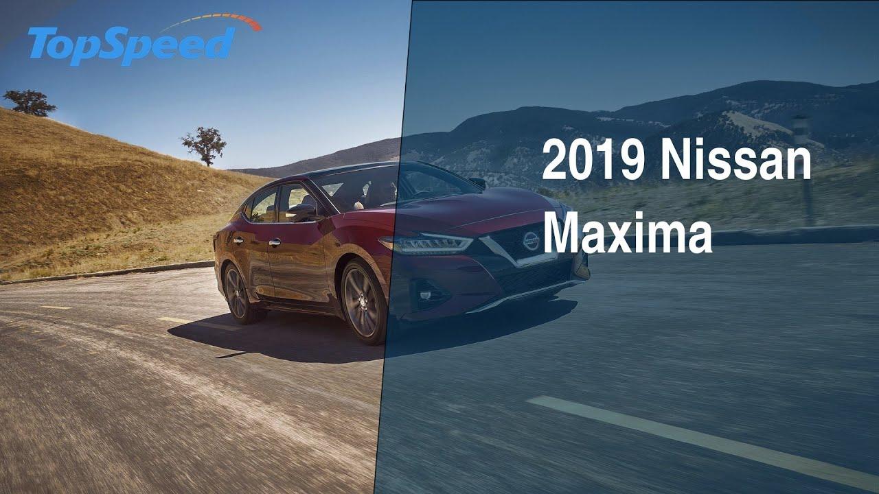 2019 Nissan Maxima Youtube