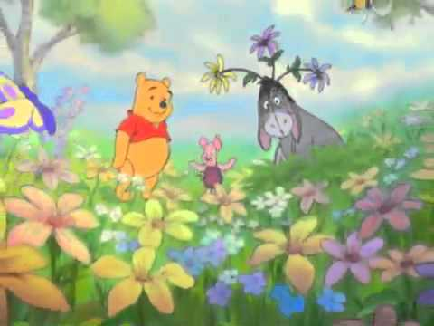 Winnie the Pooh Springtime with Roo Trailer  YouTube