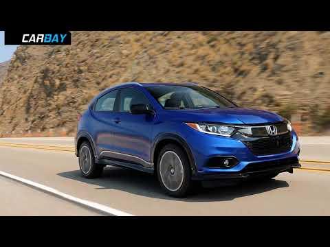 2019 Honda HR V: More trims, higher prices, no manual - Vezel 2019