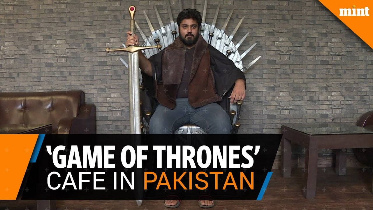 Pakistan 'Game of Thrones cafe' braces for finale