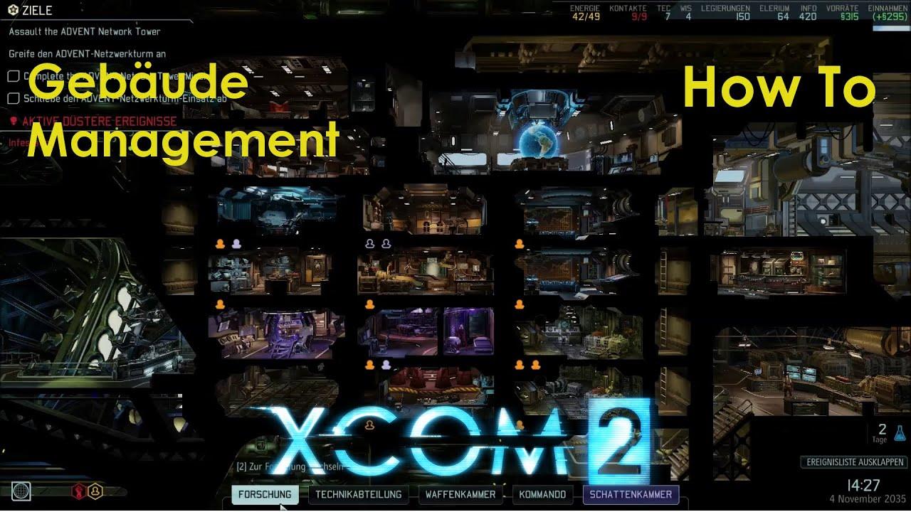 xcom 2 how to deutsch avenger geb ude facility. Black Bedroom Furniture Sets. Home Design Ideas