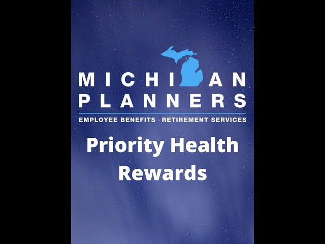 Priority Health Rewards