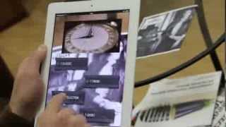 АРтематика / AR и рекламный плакат. Видеополиграфия без встроенного монитора.(Создание видео полиграфии без встроенного монитора, бумага оживает на глазах. Вы можете встроить свой рекл..., 2013-10-31T09:09:16.000Z)
