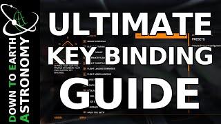 Ultimate Key Binding Guİde - Elite Dangerous