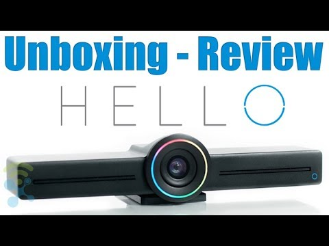 HELLO from Solaborate - The Most Advanced Video Communication Device : Unboxing & Review