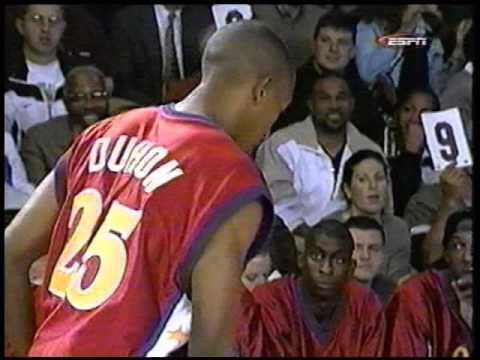 Chris Duhon - 2000 High School Dunk Contest (McDonald