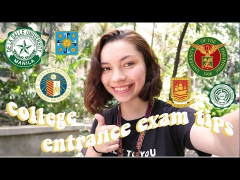 How I passed the UPCAT, Ateneo, DLSU, UST, etc | UPCAT Tips | Joslin Nicole (Philippines)
