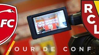 Jour de conf avant Valenciennes - Lens
