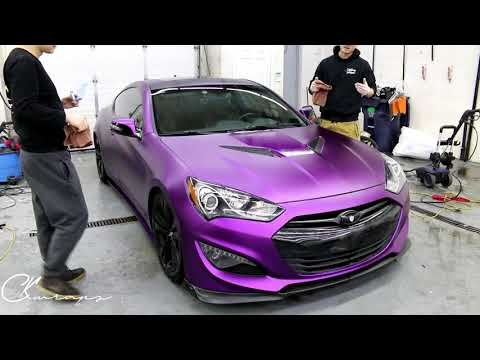 THE BEST WAY TO PROTECT YOUR VINYL WRAP! New Ceramic Coating Designed Specifically For Wraps
